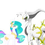 Arceus and tia