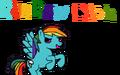 Rainbow Dash by RainbowDashFR.png