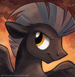 Square Series - Thunderlane by sophiecabra