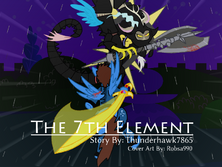 The 7th Element coverart by Robsa990