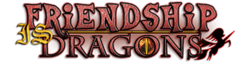 Friendship is Dragons Logo