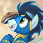 Square Series Soarin by sophiecabra