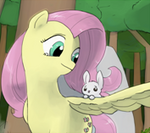Origin Story Fluttershy Cover by Dreatos