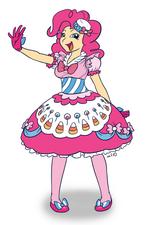 Humanized pinkie pie in dress by empty 10-d39vdwy