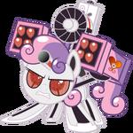 Sweetie Bot Armed To The Teeth Vector by WeegeeStareAtYou