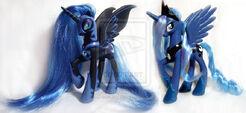 Nightmare Luna by deekary