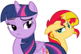 Sunset Sparkle by Sikander-MLP