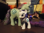 Rarity toy with original Sparkler toy