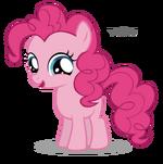 Pinkie Pie Filly by BlackM3sh