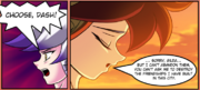 FiM Chapter 7 Rainbow chooses over Gilda