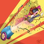 CRISIS Pinkie Pie by StarlightSpark
