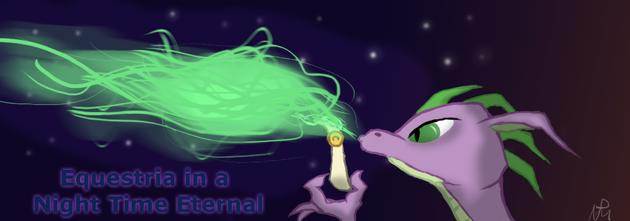EqD Halloween Banner - SpikeFyre