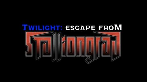 Twilight- Escape from Stalliongrad Fan-Game Preview Trailer