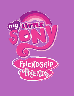 My little sony friendship is friends