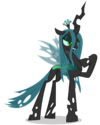 Queen chrysalis by 90sigma