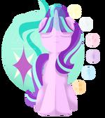 Starlight glimmer by musicfirewind