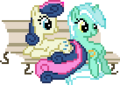 FANMADE Bon-Bon and Lyra.png