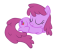 Berry Punch Sleeping by SierraEx