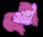Berry Punch Sleeping by SierraEx
