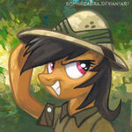 Square Series Daring Do by sophiecabra