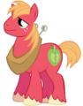 Big macintosh vector by anxet-d5466zx.png