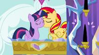 Kiss From The Balcony by ShutterflyEQD
