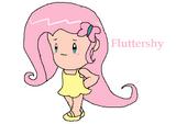 Fluttershy in EarthBound