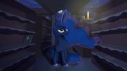 Princess Luna finding something wallpaper by artist-regolithx