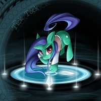 CRISIS Tick Tock by StarlightSpark