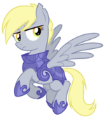 Derpy Luna's Guard