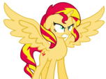 Ailcorn Sunset Shimmer Anger by Mighty355