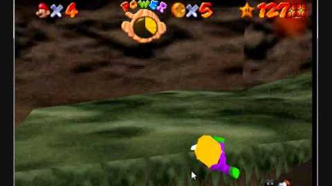 Super Mario 64 Bloopers The Crystal Star - Part 1