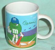 M-Ms-Winking-Green-Baseball-Yellow-Basketball-Mug