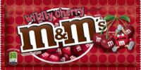 Cherry M&M's