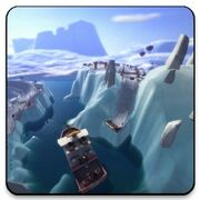 Iceberg Edge Icon