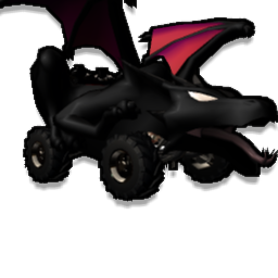 Blackdragonkart modnation