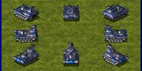 Blizzard Tank