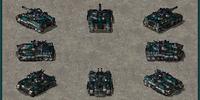 Bison Tank