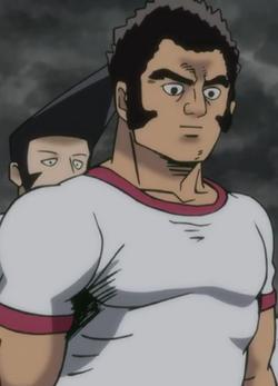 Musashi Gouda anime2