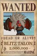 Blitz's Bounty