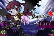 Maplestory live demon slayer update screenshot 01