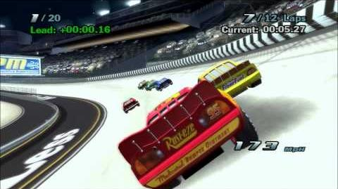 Cars the Game Smasherville