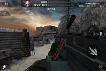 Battlefield saw