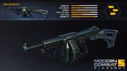 Weapons Bramson RECON
