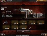 MC3-Weapon Armory attachment interface