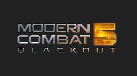 Modern Combat 5 Blackout - E3 Teaser Trailer