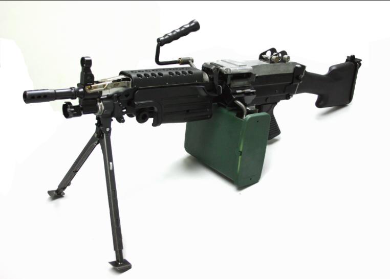 Category:Light Machine Guns | Modern Combat Wiki | FANDOM ...