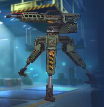 MC5-Assault Turret