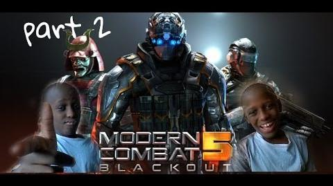 Modern Combat 5 - Blackout Multiplayer gameplay Free-For-All + T.deathmatch