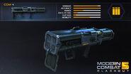 Weapons COM4 HEAVY